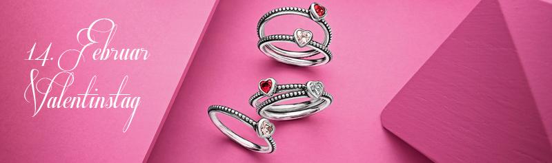 Valentinstag: Liebe Sichtbar Machen