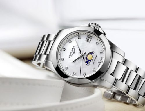 Longines – Conquest Moonphase Ladies