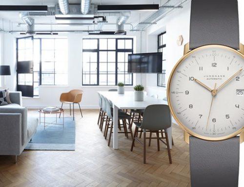 JUNGHANS – Raum für viel Design