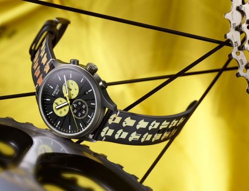 TISSOT – CHRONO XL TOUR DE FRANCE 2019