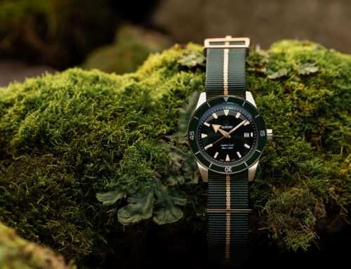 RADO – Captain Cook Bronze NATO